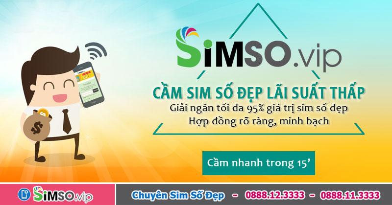 thủ tục khi cầm sim số đẹp tại Nam Định tại Simso.vip