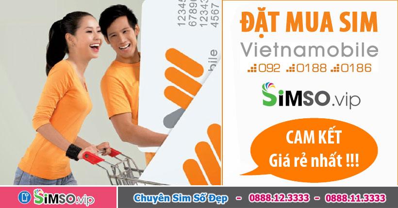 Đặt sim số đẹp Vietnamobile theo yêu cầu tại Simso.vip