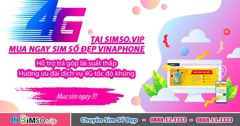 Có nên chọn mua sim số đẹp tại tổng kho sim Vinaphone của Simso.vip?